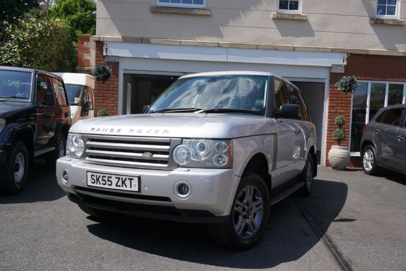 used Land Rover Range Rover TD6 VOGUE in wigan