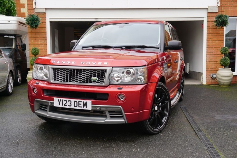 used Land Rover Range Rover Sport HST TDV8 in wigan