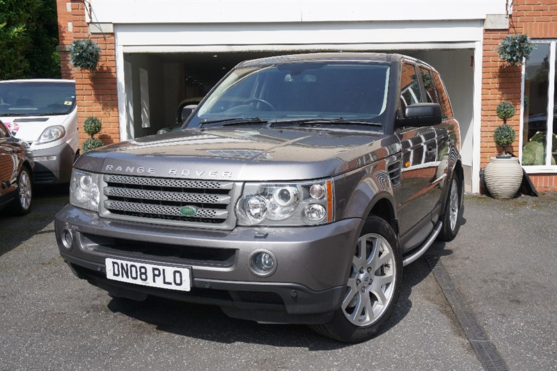 used Land Rover Range Rover Sport TDV6 HSE in wigan