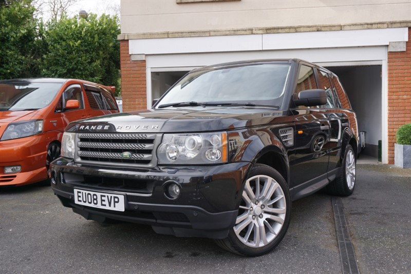 used Land Rover Range Rover Sport TD V6 HSE in wigan