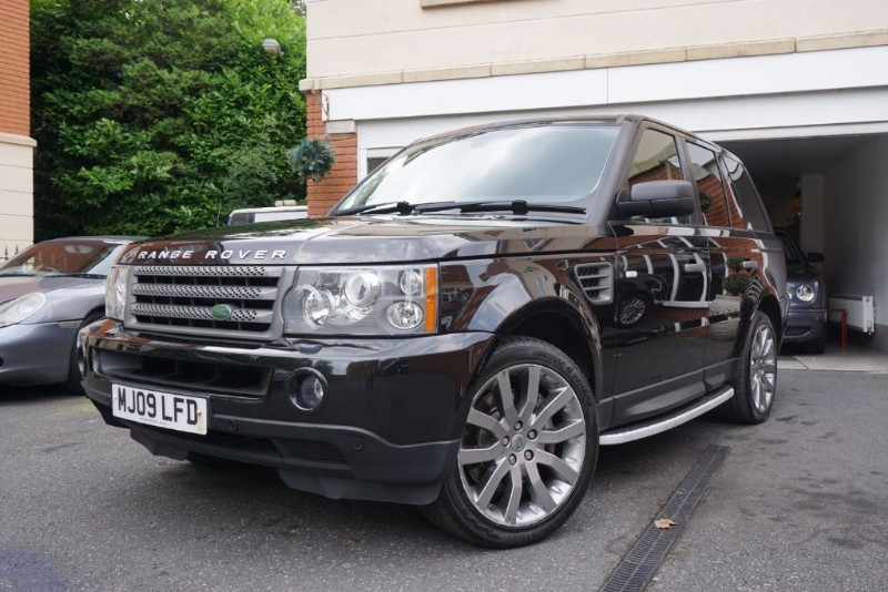 used Land Rover Range Rover Sport TDV6 SPORT HSE in wigan