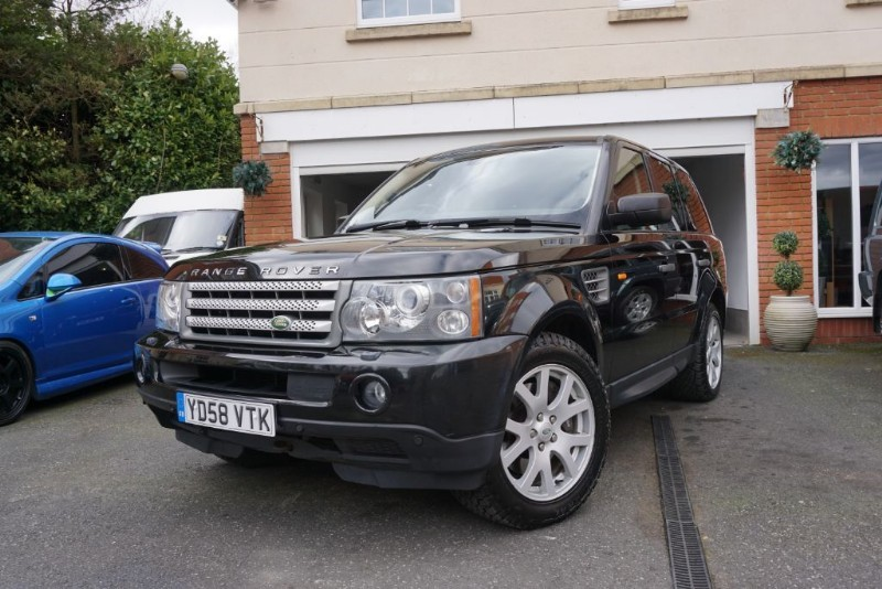used Land Rover Range Rover Sport TDV8 SPORT HSE in wigan