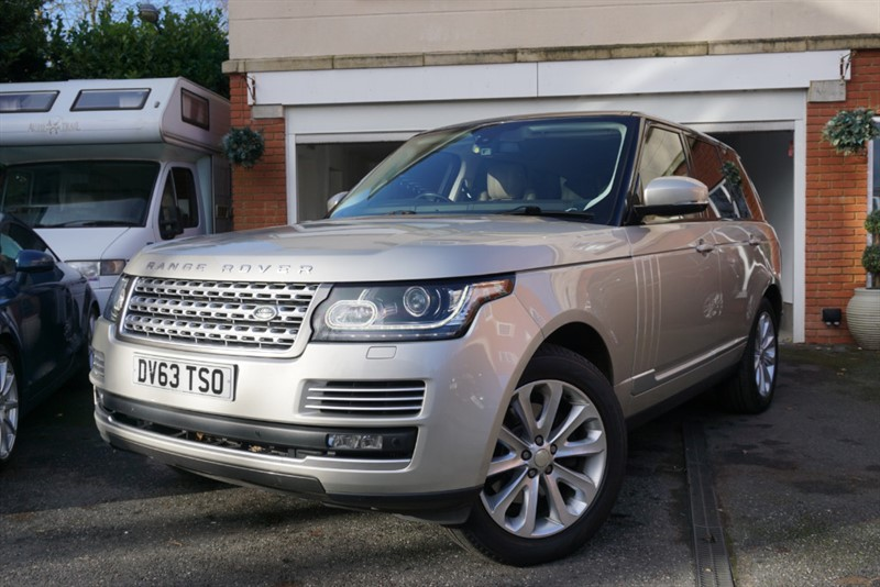 used Land Rover Range Rover TDV6 VOGUE SE in wigan