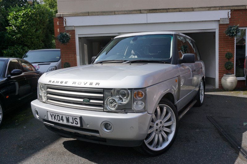 used Land Rover Range Rover V8 VOGUE in wigan