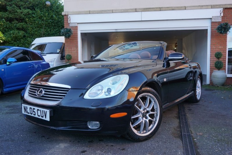 used Lexus SC 430  in wigan
