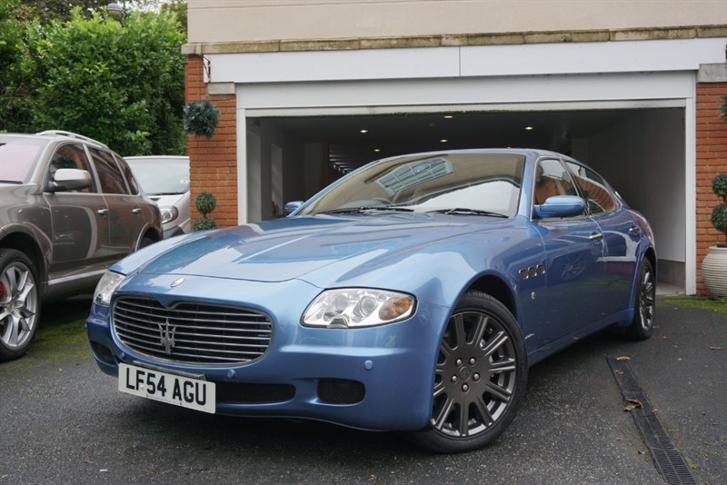 used Maserati Quattroporte  in wigan