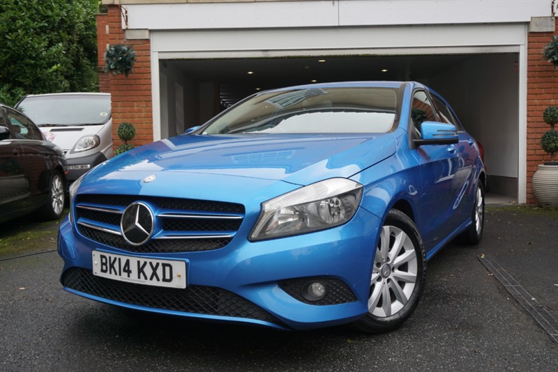 used Mercedes A180 CDI ECO SE in wigan