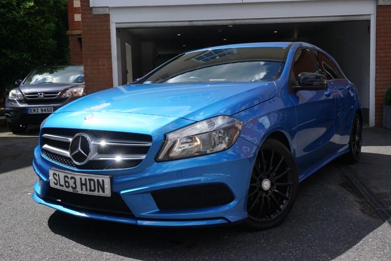 used Mercedes A220 CDI BLUEEFFICIENCY AMG SPORT in wigan
