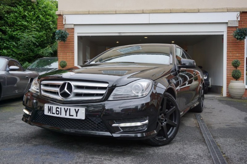 Car of the week - Mercedes C250 CDI BLUEEFFICIENCY AMG SPORT ED125 - Only £11,950