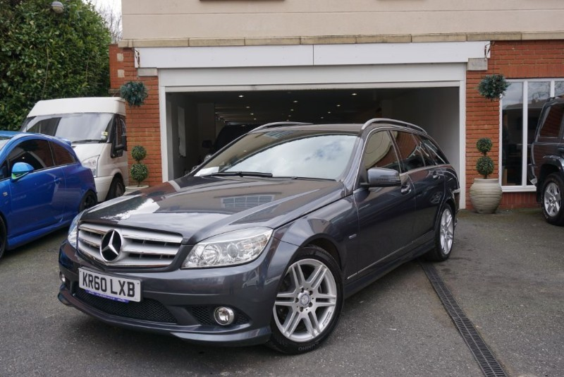 Car of the week - Mercedes C250 CDI BLUEEFFICIENCY SPORT - Only £8,950