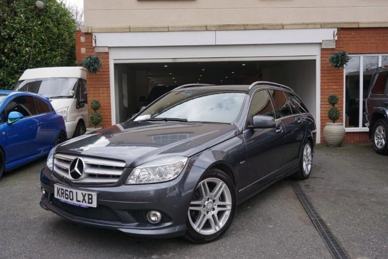 used Mercedes C250 CDI BLUEEFFICIENCY SPORT in wigan