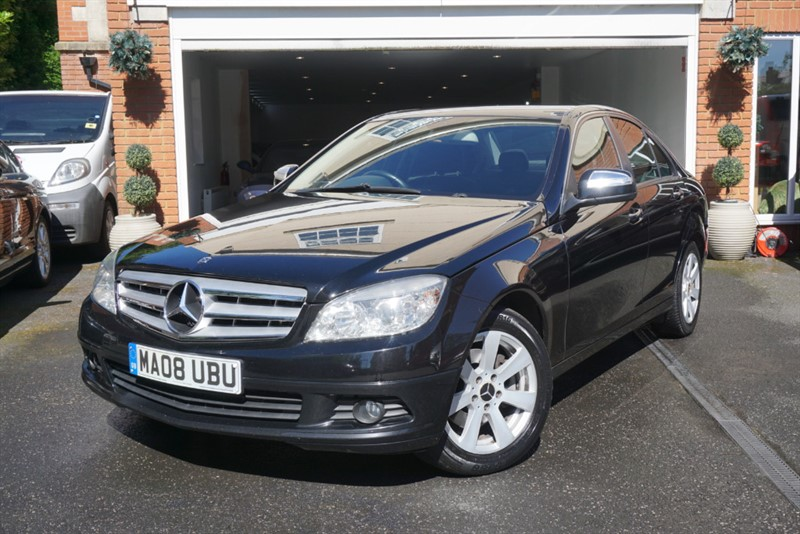 used Mercedes C200 KOMPRESSOR SE in wigan