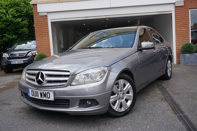 used Mercedes C200 CDI BLUEEFFICIENCY EXECUTIVE SE in wigan