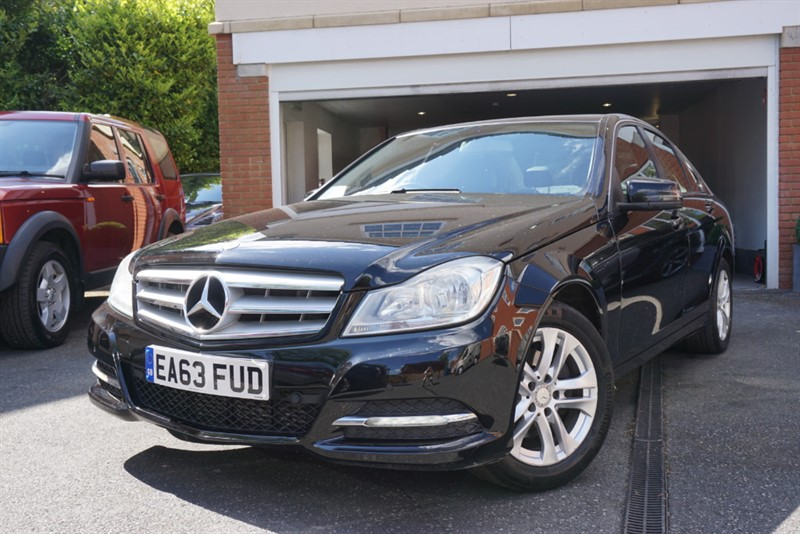 used Mercedes C220 CDI BLUEEFFICIENCY EXECUTIVE SE in wigan