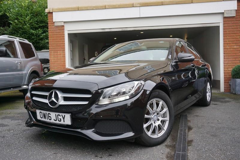 used Mercedes C220 D SE in wigan