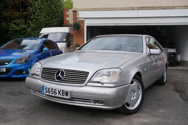 used Mercedes CL420 CL CL 420 in wigan