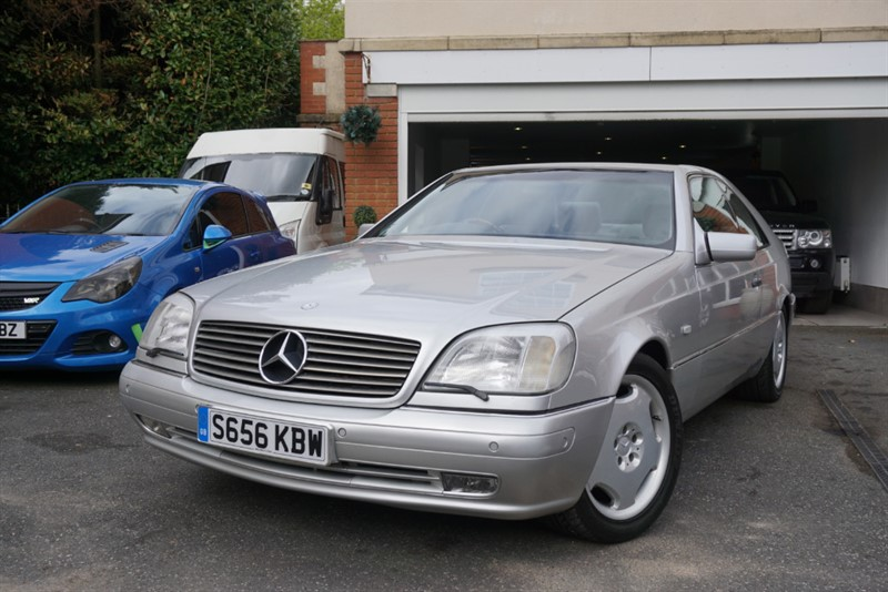 used Mercedes CL420 CL420 COUPE in wigan