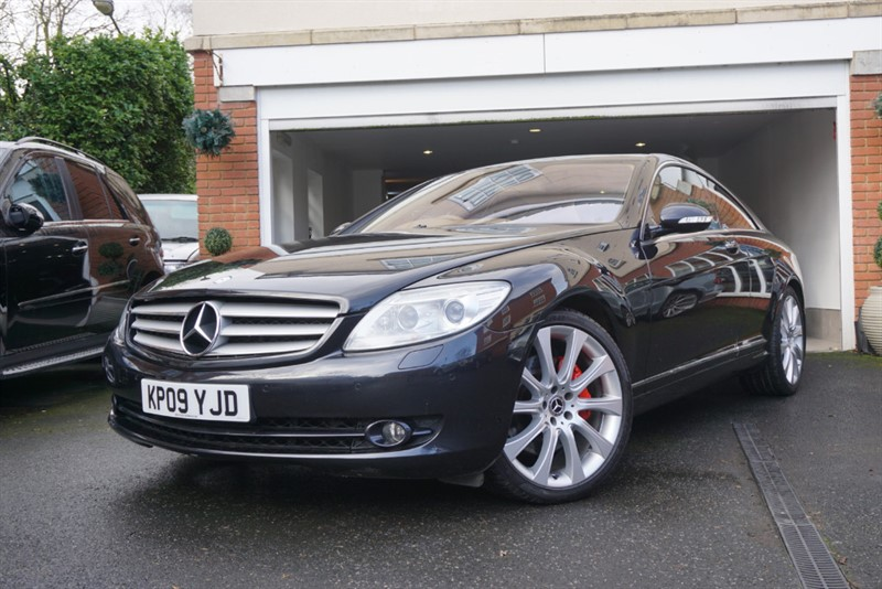 used Mercedes CL500 500 in wigan