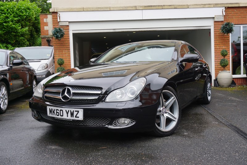 used Mercedes CLS350 CLS350 CDI GRAND EDITION in wigan