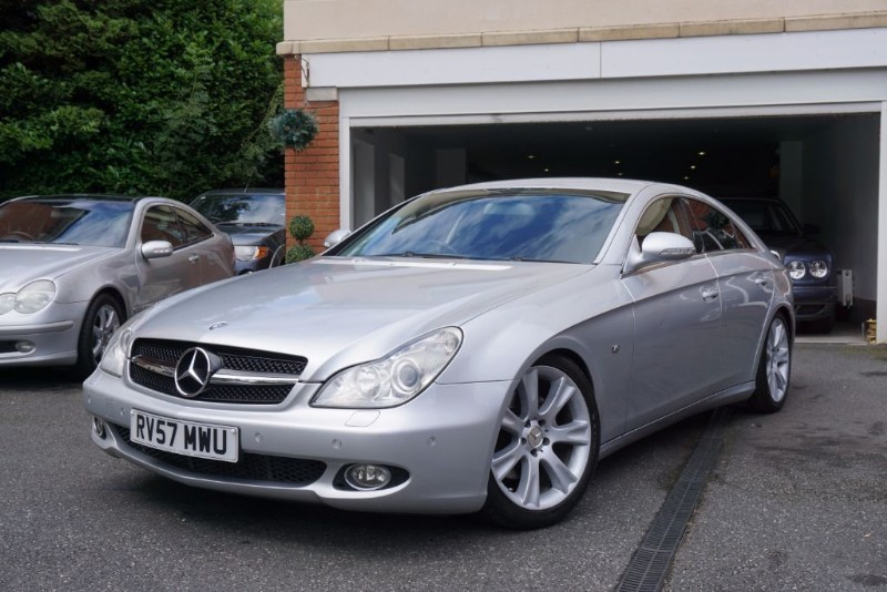 used Mercedes CLS CLS320 CDI in wigan