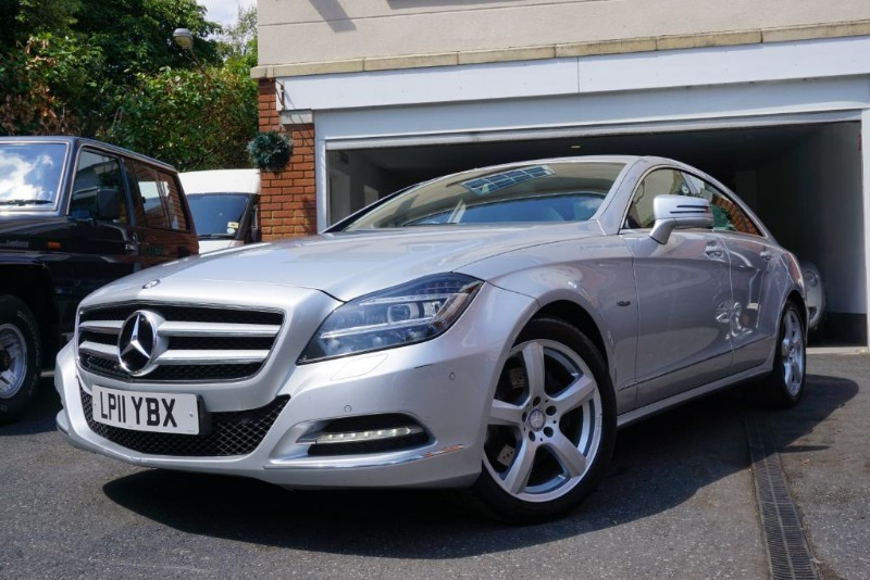 used Mercedes CLS CLS350 CDI BLUEEFFICIENCY in wigan