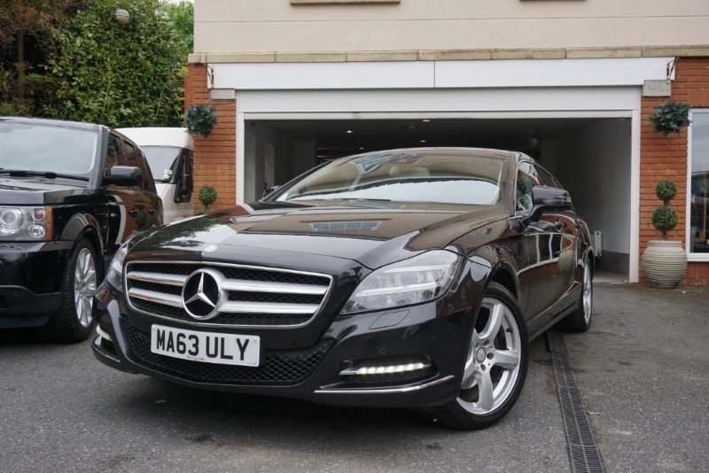 used Mercedes CLS CLS250 CDI BLUEEFFICIENCY in wigan