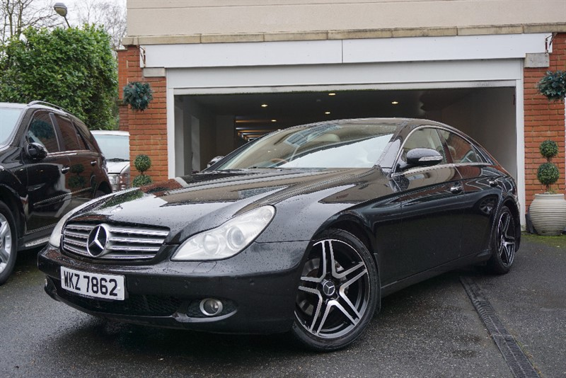 used Mercedes CLS320 CDI  in wigan