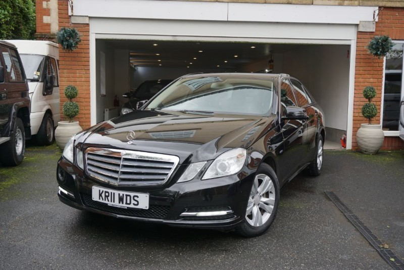 used Mercedes E220 CDI BLUEEFFICIENCY S/S SE in wigan