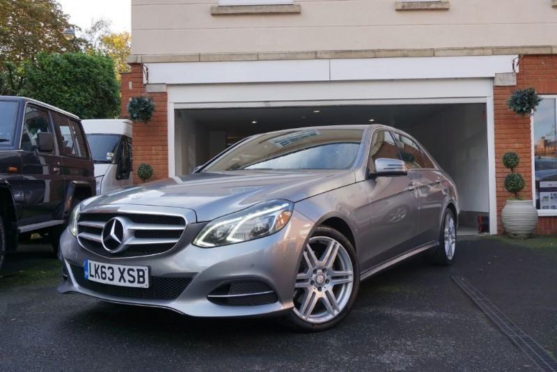 used Mercedes E300 BLUETEC HYBRID SE in wigan