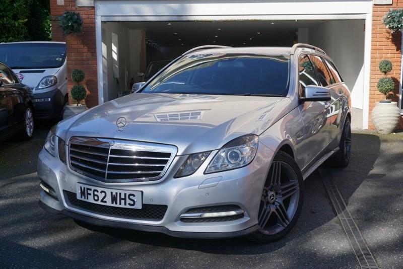 used Mercedes E220 CDI BLUEEFFICIENCY S/S AVANTGARDE in wigan
