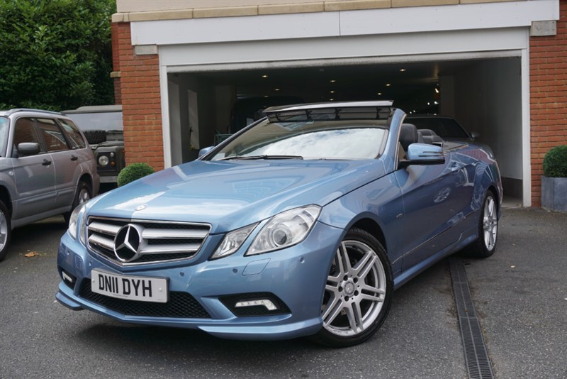 used Mercedes E250 CDI BLUEEFFICIENCY SPORT in wigan
