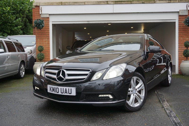 used Mercedes E250 CDI BLUEEFFICIENCY SE COUPE in wigan