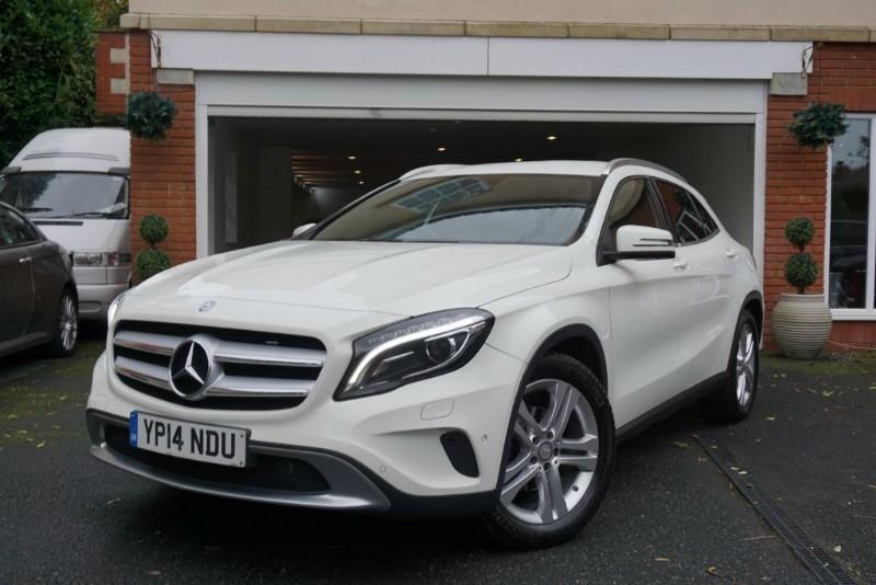 used Mercedes GL A-CLASS GLA200 CDI SE PREMIUM in wigan