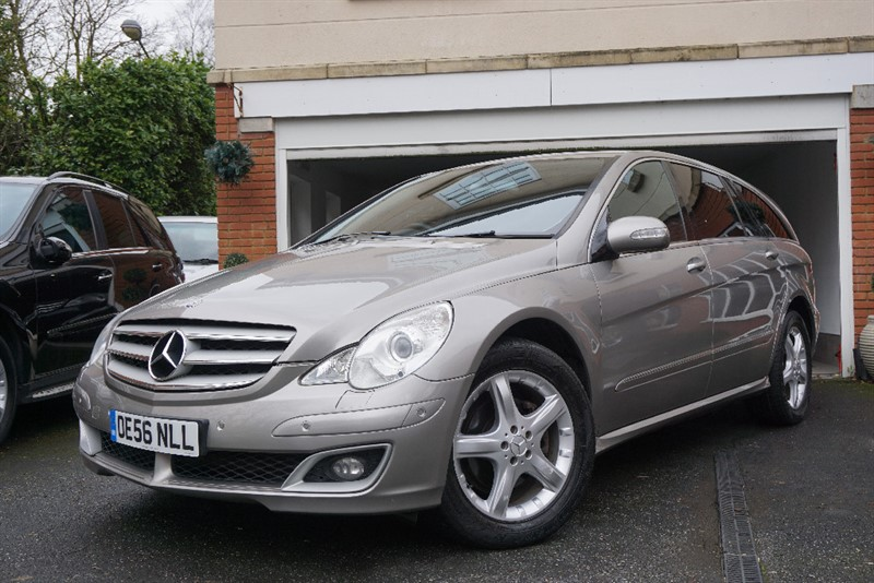 used Mercedes R320 R320L CDI SPORT in wigan