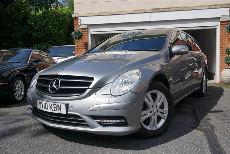used Mercedes R350 CDI L GRAND EDITION in wigan