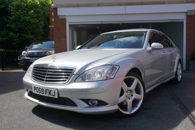used Mercedes S320 CDI AMG in wigan