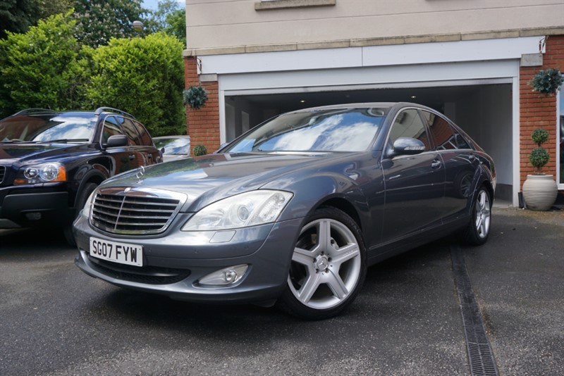 Car of the week - Mercedes S320 CDI - Only £6,450