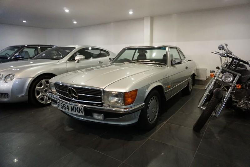 used Mercedes SL 500 SL in wigan