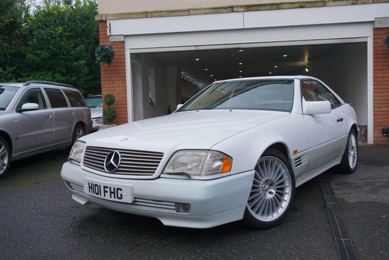 used Mercedes SL300  in wigan