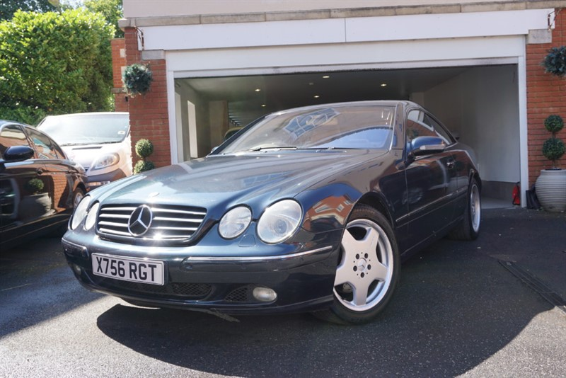 used Mercedes CL500 CL500 in wigan