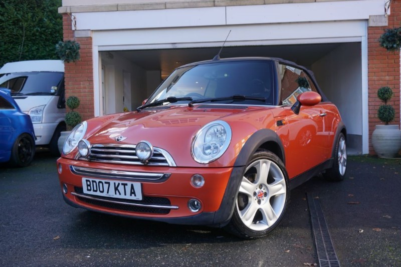 used MINI Convertible COOPER in wigan