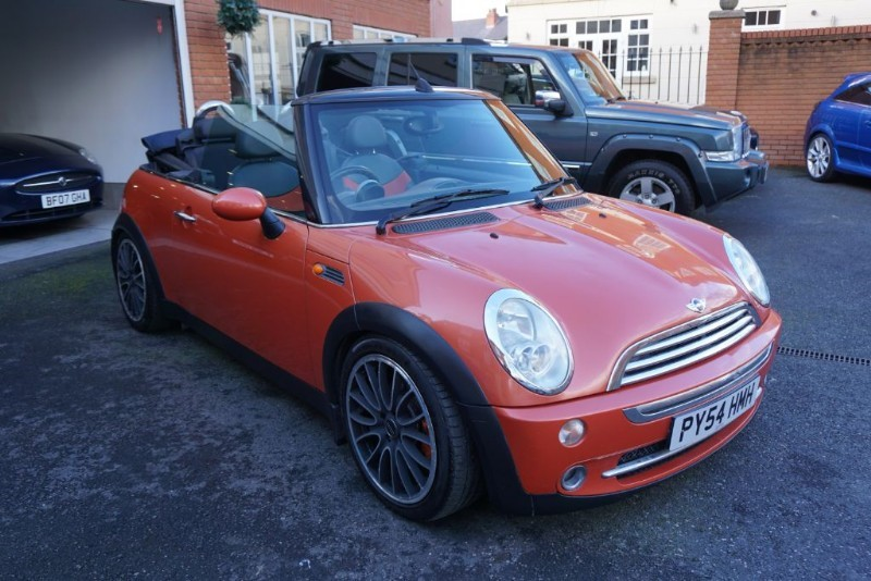Car of the week - MINI Convertible COOPER - Only £2,450