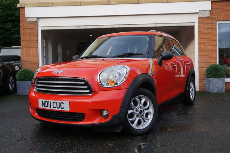 used MINI Countryman One D in wigan