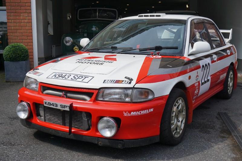 used Mitsubishi Ralliart EVO I RALLY CAR in wigan