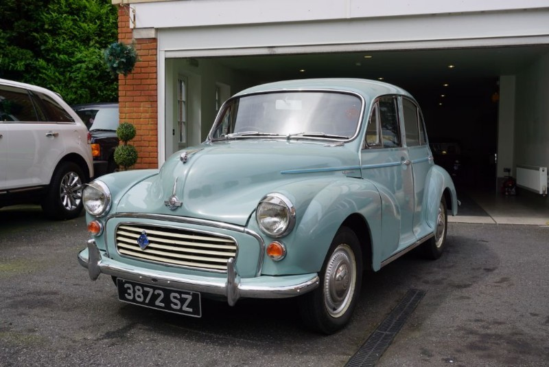 Car of the week - Morris Minor 1000 - Only £6,950