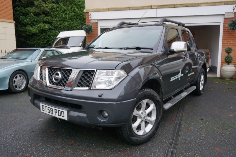used Nissan Navara OUTLAW DCI 4X4 SWB in wigan