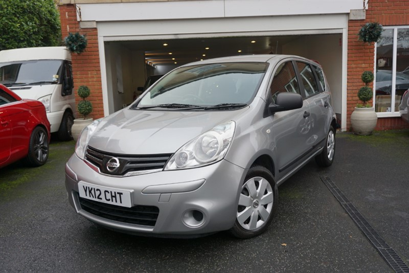 used Nissan Note Pure Drive DCI in wigan