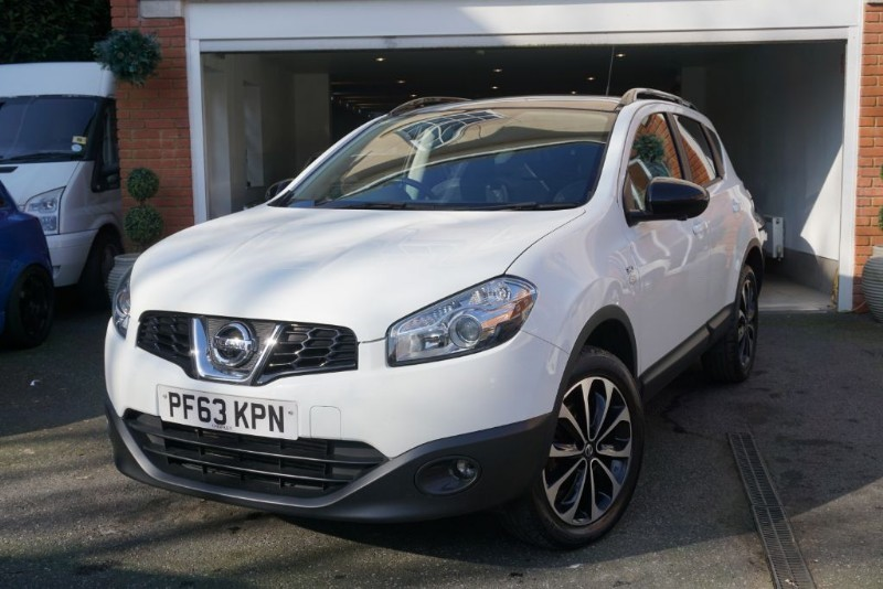 Car of the week - Nissan Qashqai DCI 360 - Only £9,450