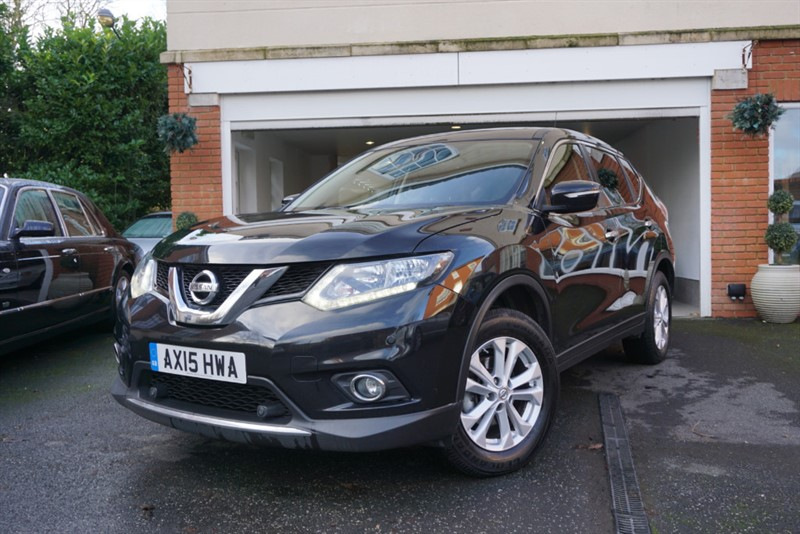 used Nissan X-Trail DCI ACENTA in wigan