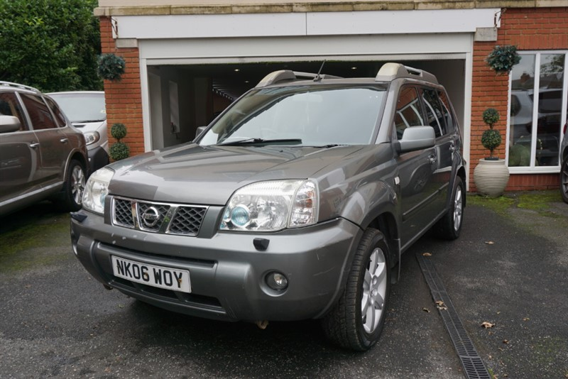used Nissan X-Trail DCI AVENTURA in wigan